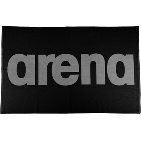 arena Handy Towel grey/black